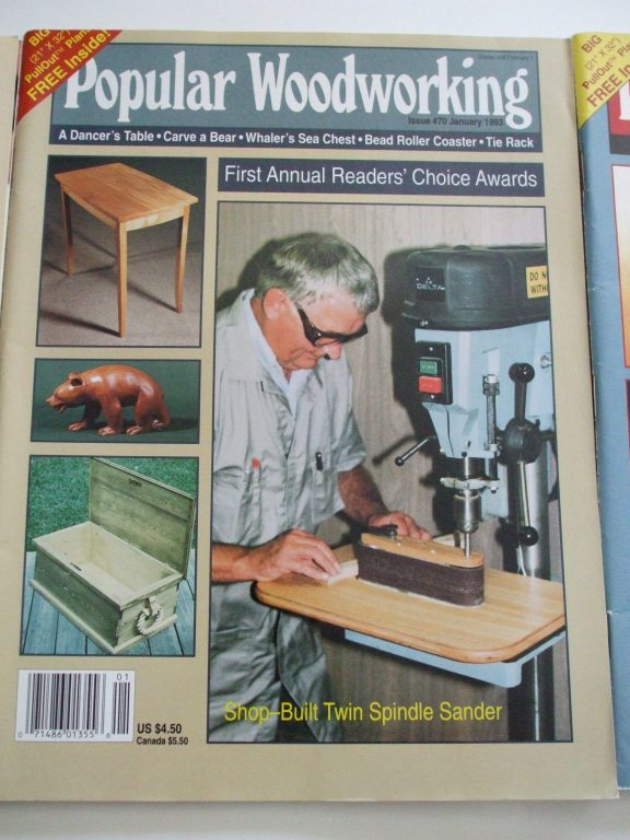 Popular Woodworking Magazines Woodworking Patterns Prices Us