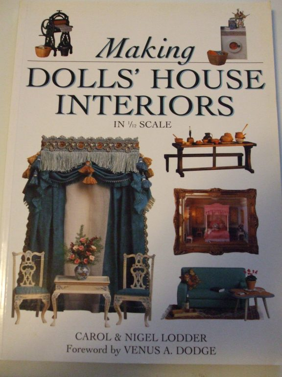 Making dolls house interiors miniature furniture decor doors making dolls house interiors miniature furniture decor doors upholstery patterns book 5000 solutioingenieria Image collections