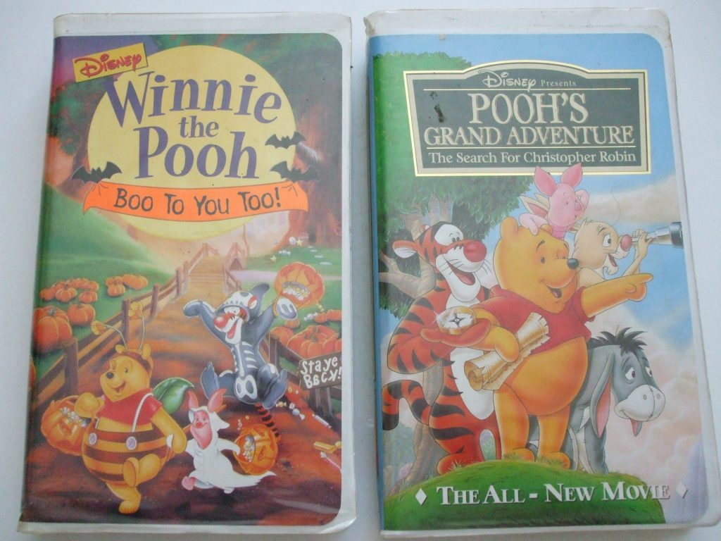 Winnie The Pooh Boo To You Search For Christopher Robin Walt Disney