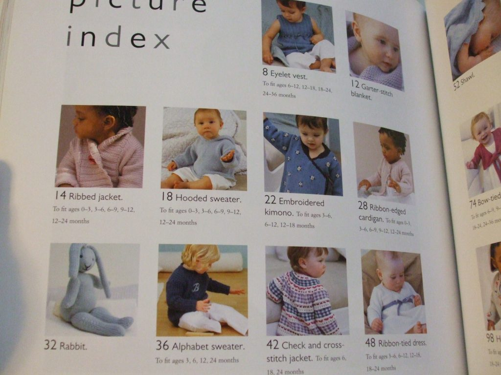 d1e717699 Special Knits Babies Toddlers knitting pattern book Debbie Bliss ...